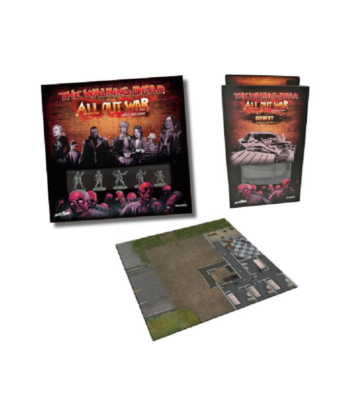 "Offre ""ALL OUT WAR"""