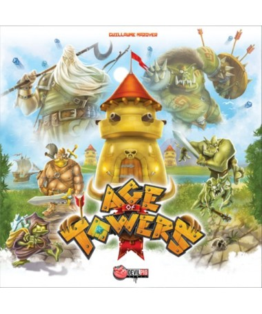 AGE OF TOWERS - Boite de Base